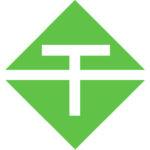 Разорванный логотип
